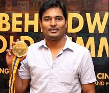 Naveen - I am happy to be awarded for being producer
