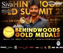 Siva's funny acceptance speech at the Behindwoods Gold Medals 2013