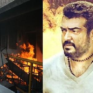 Unknown: Ajith's role in Kumbakkonam school fire tragedy rescue mission!