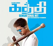 Kaththi is exceptional in Malaysia as well