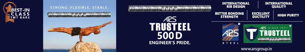 ARS Steel BW TV Banner Jun 7th