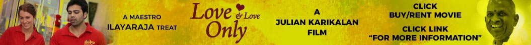 Love and Love Only News Banner