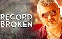 Ajith's Vedalam sets a RACY RECORD before release!