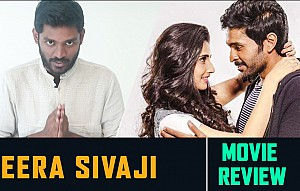 Veera Sivaji Review