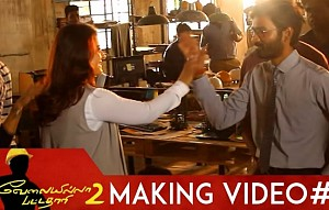 Velaiilla Pattadhari 2 Making Video