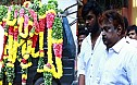Vijayakanth at his Brother's Homage