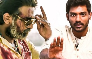 Vikram Vedha Official Teaser Review | R Madhavan's Shoe Mark on Vijay Sethupathi's shirt!