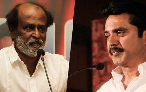 ''Will oppose Rajini, if he comes to politics'' - Sarath Kumar