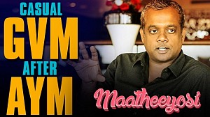 GVM's love letters and his wife's reaction - As casual as it gets | MaatheeYosi