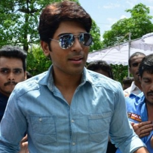 Allu Sirish Birthday Celebrations