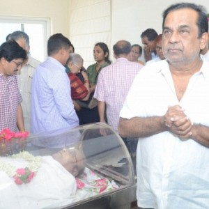 Celebrities Condolence to C Narayana Reddy