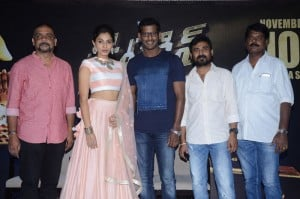 Detective Movie Press Meet