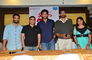 Fidaa Press Meet