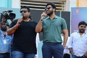 Mahanubhavudu Title Song Launch