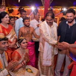 Ntv Chowdary Daughter Wedding
