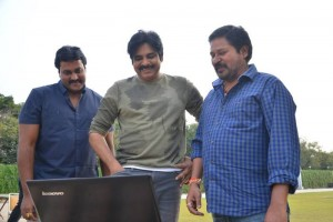 Pawan Kalyan Launched 2 Countries Movie Teaser