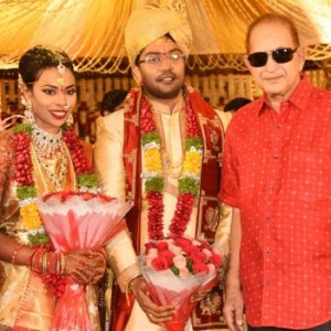 Producer Puskur Rammohan Rao Daughter Wedding