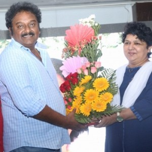 Vaishakham Press Meet