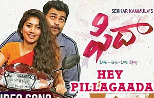 Hey Pillagaada Full Video Song
