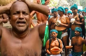 BREAKING:Police Removes Tamilnadu Farmers in Delhi! | Farmers cry out!