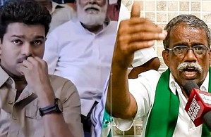 Goosebumps: Mashup of Vijay on Farmers and Farmers Leader Ayyakannu!