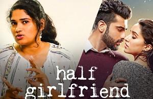 Half Girlfriend Movie Review | Arjun Kapoor | Shraddha Kapoor | English Version