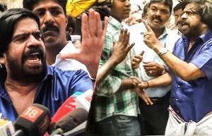 TR Slams Reporter!   TR Angry Speech on Kamal Hassan   GST   TN 219