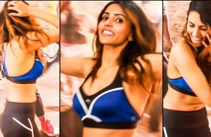 Workout Session with Akshara Gowda | Shape of You - Episode #1