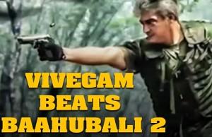 WOW!!! ''Vivegam Officially Beats BAAHUBALI 2''