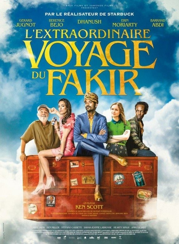 The Extraordinary Journey of the Fakir (aka) Journey of the Fakir