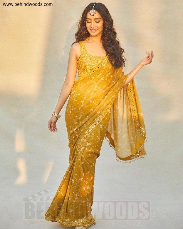 Shraddha Kapoor (aka) Actress Shraddha Kapoor