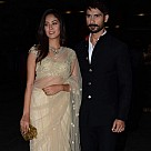 Celebrities at Masaba Gupta and Madhu Mantena's wedding reception