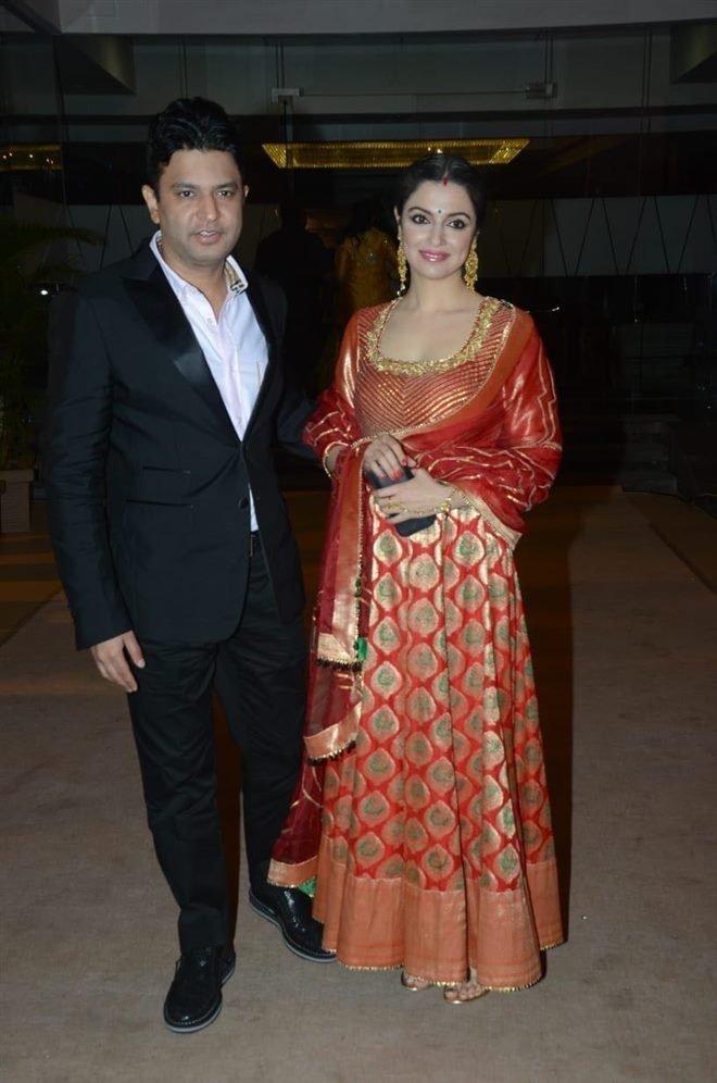 Poonam Patel Wedding Reception