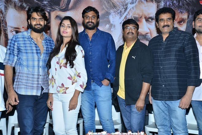 RX 100 Telugu movie Success Meet