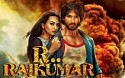 R...Rajkumar - Making Of Saree Ke Fall Sa Song