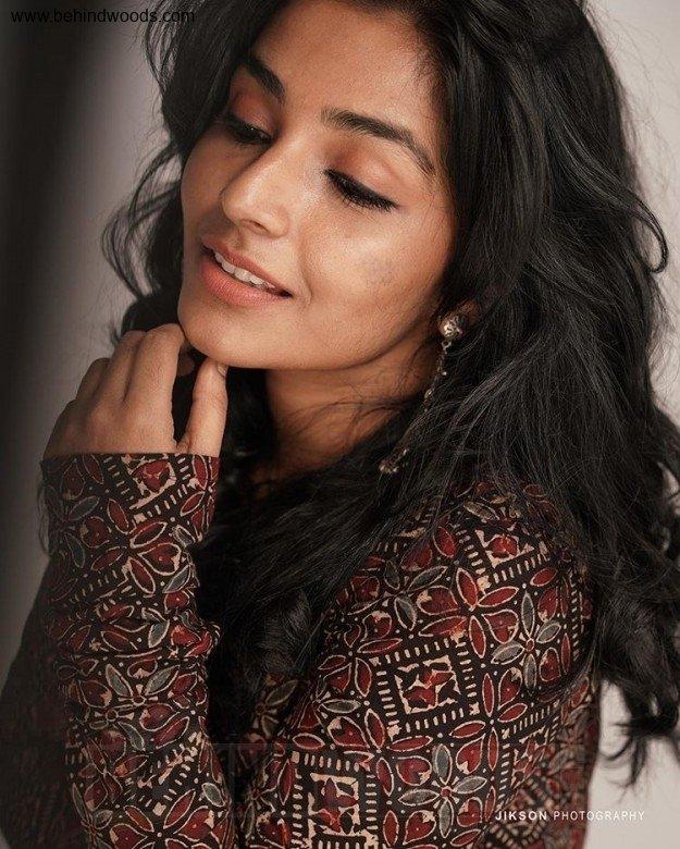 Rajisha Vijayan (aka) Rajisha