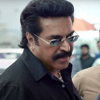 Mammootty starring Shylock's Tamil Kuberan's teaser released