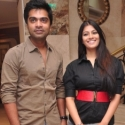STR & Varalakshmi at Red 2012 Launch