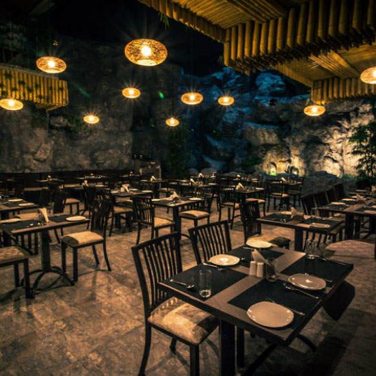 The Waterfall Restaurant (Address: 18, LV Prasad Road, Dhanalakshmi Colony, Vadapalani)
