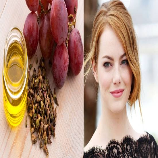 Grapeseed oil - Emma Stone