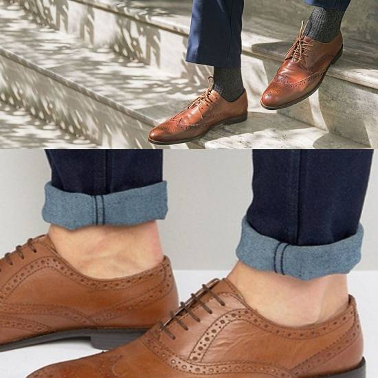 Step out on 'Brogue'