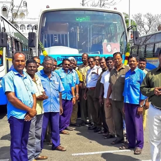 Chennai to bodinayakkanpatti - Rs. 1110
