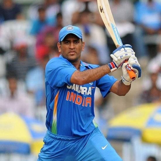 MS Dhoni needs to score 45 runs more to reach 1500 T20I runs.