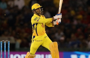 IPL 2018: Cricket stars react to MS Dhoni's heroic knock against KXIP