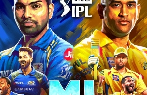 Mumbai Indians Vs Chennai Super Kings - Full Match Highlights