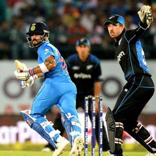IND vs NZ - March 2022 - (ODI - 3)