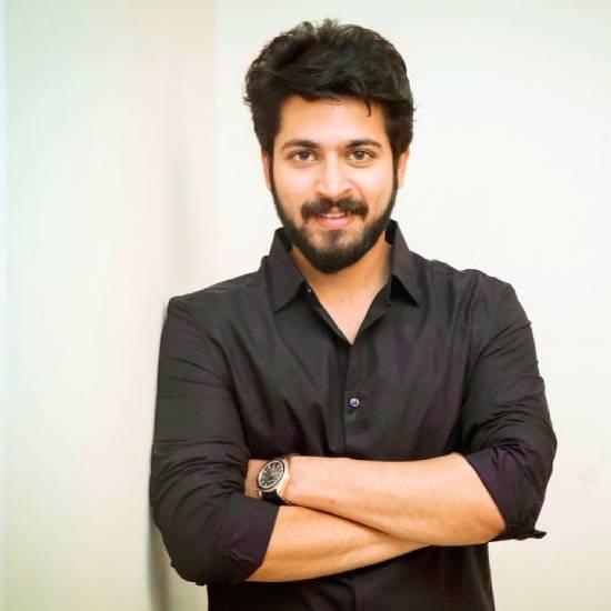 4 - Harish Kalyan