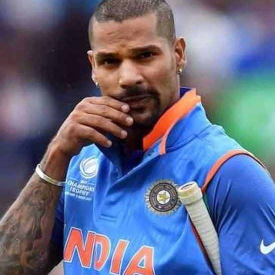 10. Shikhar Dhawan > points - 770