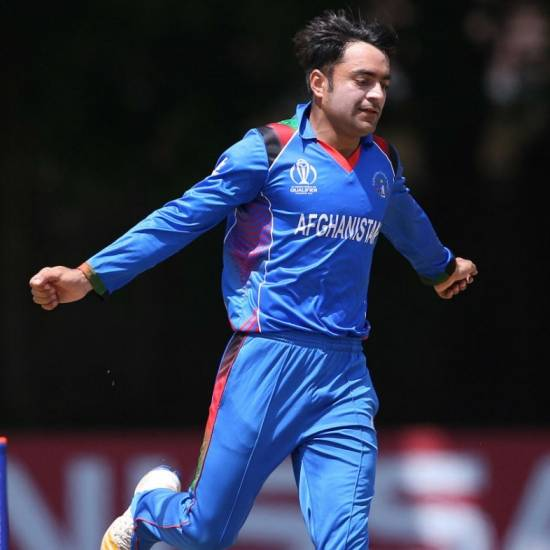 2. Rashid Khan > points - 763