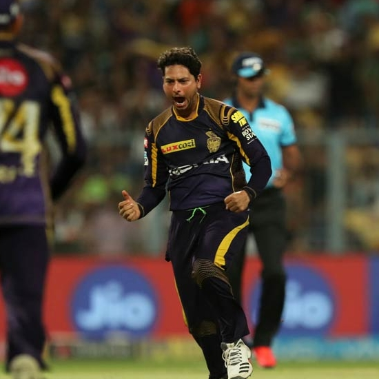 9. Kuldeep Yadav > Matches -16, Wickets - 17